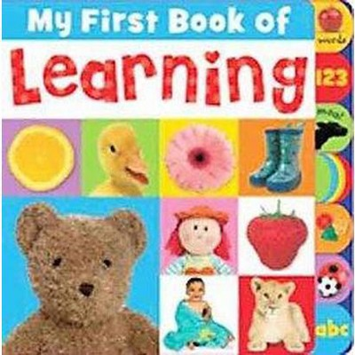 My First Book of Learning (Hardcover)