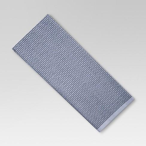 Dobby Terry Kitchen Towel Gray - Threshold™ - image 1 of 1