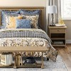 Full/Queen Litchfield Farmhouse Wood Headboard Wheat - Threshold™ - image 2 of 3