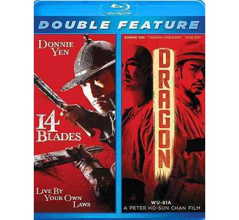 14 Blades/Dragon (Blu-ray) - image 1 of 1