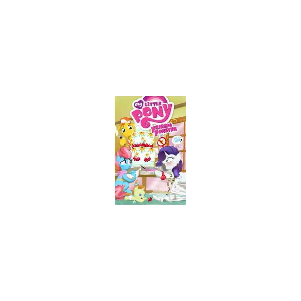 My Little Pony 5 : Friends Forever (Paperback) (Ted Anderson)