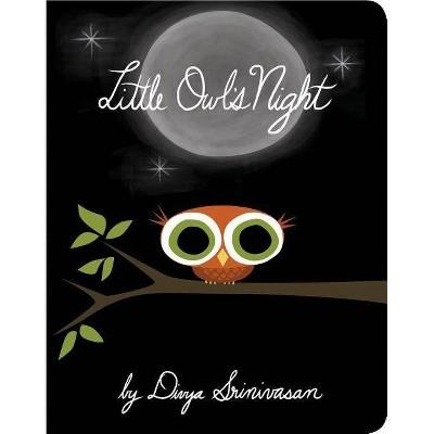 Little Owl's Night - by Divya Srinivasan (Board_book)