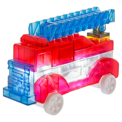 Laser Pegs Junior 3 in 1 Rescue Vehicles Lighted Construction Toy - image 1 of 3