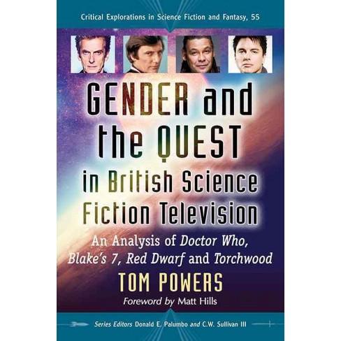 british science fiction television