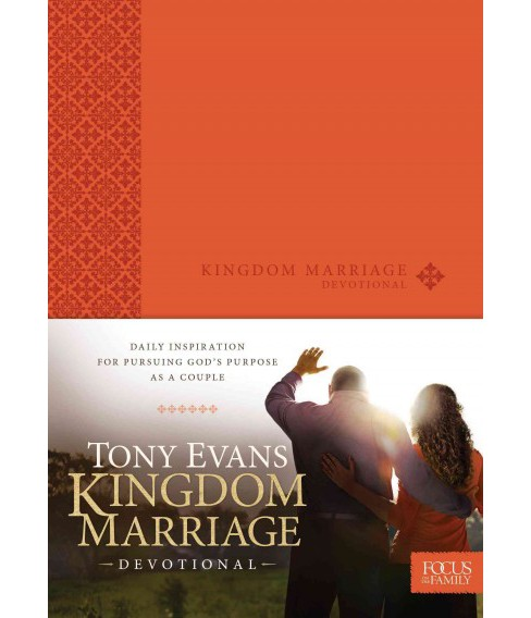 Kingdom Marriage Devotional (Paperback) (Tony Evans) - image 1 of 1