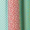 Geometric Boho Patch Shower Curtain - Lush Dcor - image 3 of 4