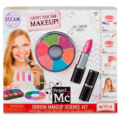 Project Mc2 Crayon Makeup Science Kit