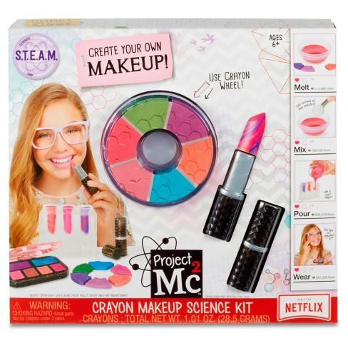 Project Mc2 Crayon Makeup Science Kit - image 1 of 6