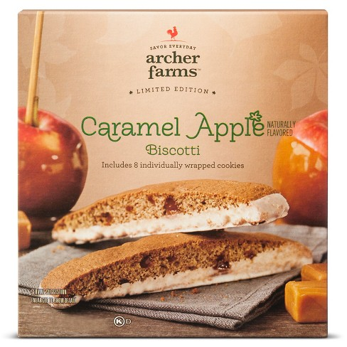 Biscotti Caramel Apple 8ct - Archer Farms™ - image 1 of 1