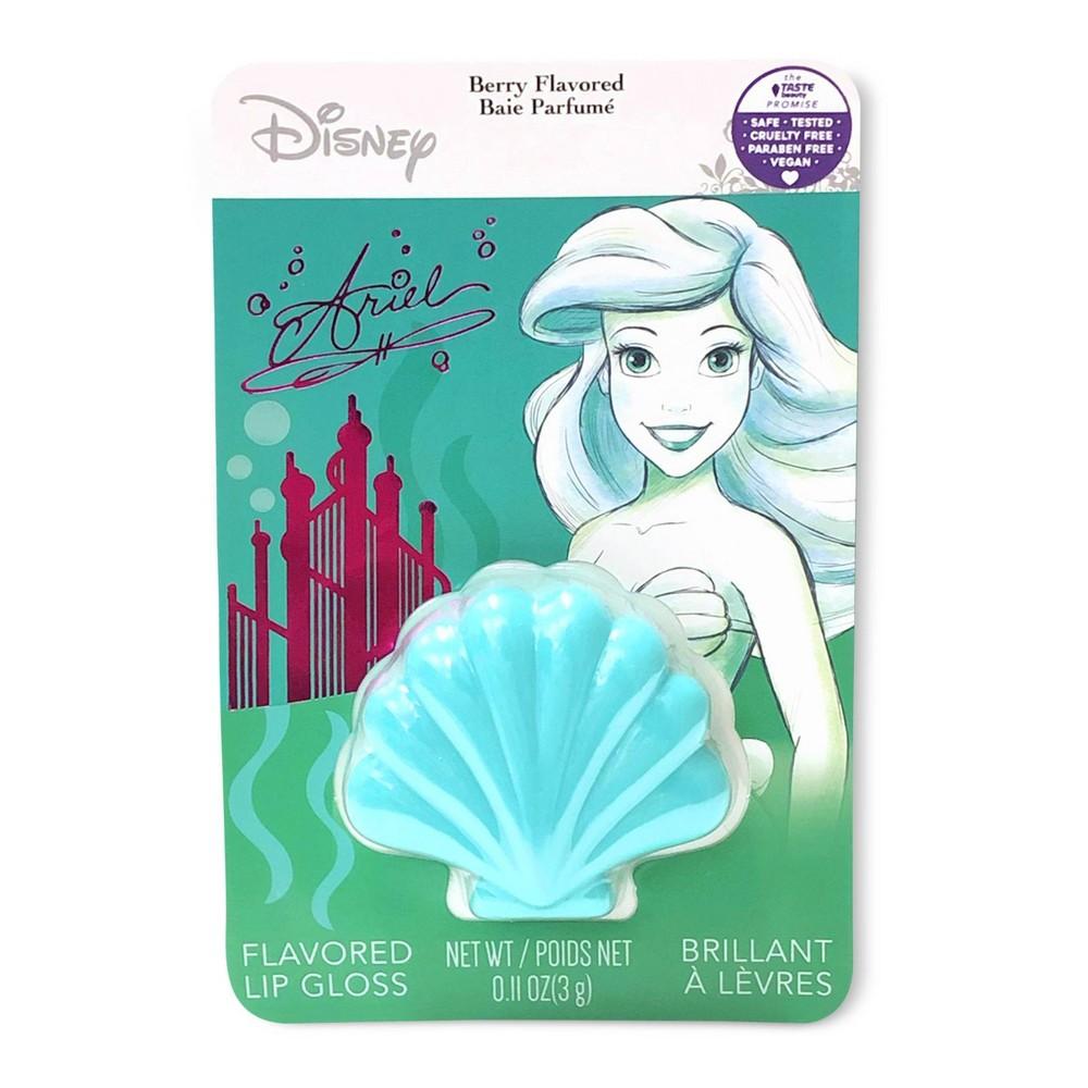 Taste Beauty Disney Lip Gloss Ariel - 0.11oz