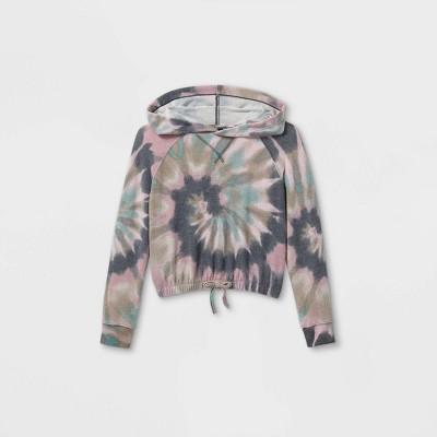 Girls' Tie-Dye Hoodie - art class™
