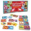 Eeboo Alphabet & Number Puzzle Pair Game 36pc - image 3 of 3