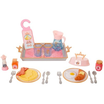 Disney Princess Style Collection Rise and Shine Room Service Set