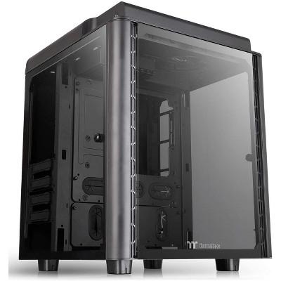 Thermaltake Level 20 HT Tempered Glass Black Case Computer Case