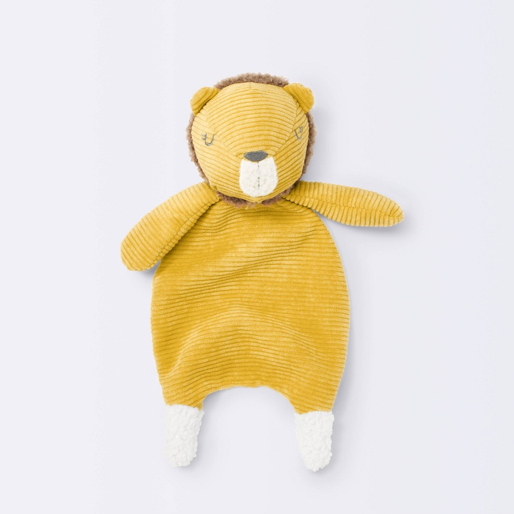 Small Security Blanket Lions Cloud Island 8482 Tan