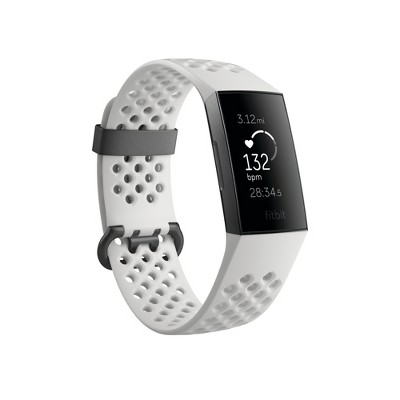 Fitbit Charge 3 SE Fitness Tracker - Graphite/White