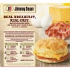 Jimmy Dean Bacon Egg & Cheese Frozen Biscuit Sandwiches - 4ct - image 2 of 3