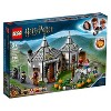 LEGO Harry Potter Hagrid's Hut: Buckbeak's Rescue Building Set with Hippogriff Figure 75947 - image 4 of 4
