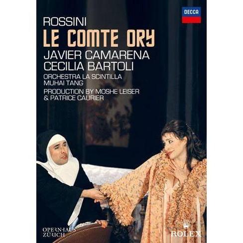 Bartoli / Rossini: Le Comte Ory (DVD) - image 1 of 1