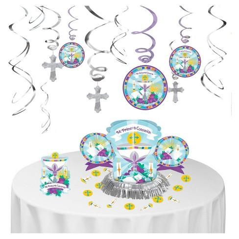 Mi Primera Comunion Decoration Kit - image 1 of 1