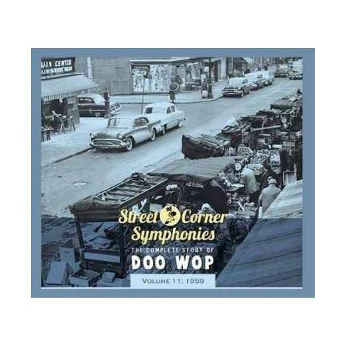 Various - Street Corner Symphonies: 1959 (CD) - image 1 of 1
