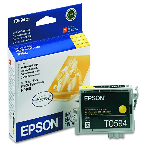 Epson 59 Single Ink Cartridge -  Black, Cyan, Magenta, Yellow - image 1 of 1