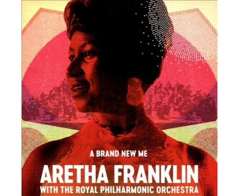 Aretha Franklin - Brand New Me:Aretha Franklin With The (Vinyl) - image 1 of 1