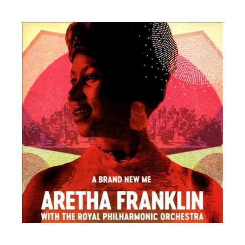 Aretha Franklin - Brand New Me: Aretha Franklin With The Royal Philharmonic Orchestra - image 1 of 1