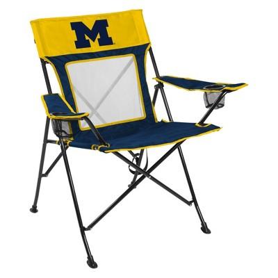NCAA Michigan Wolverines Portable Chair