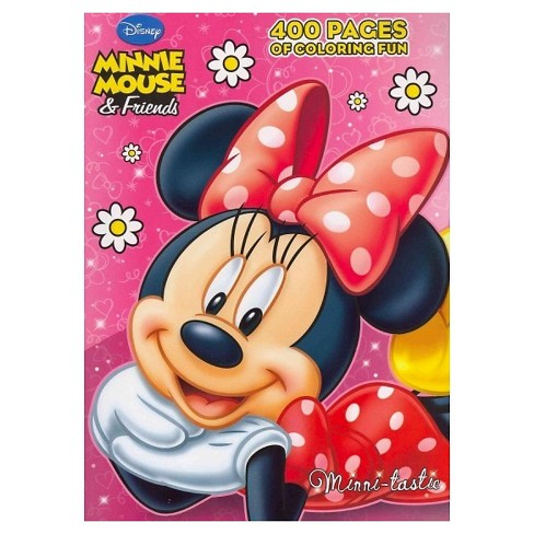 Minnie-Tastic (Paperback) - image 1 of 1