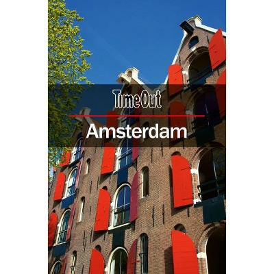 Time Out Amsterdam City Guide - (Time Out Guides) 14th Edition (Paperback)