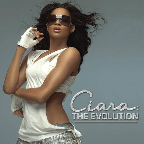Ciara - The Evolution (CD) - image 1 of 1
