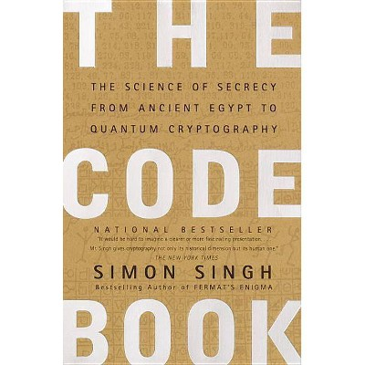 Roblox Coding Book 2020 The Code Book By Simon Singh Paperback Target