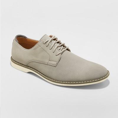 Men's Augustus Casual Dress Shoes  - Goodfellow & Co™ Gray
