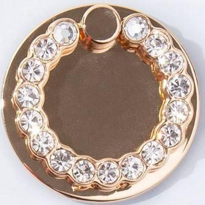 Gold/Crystal Rhinestones