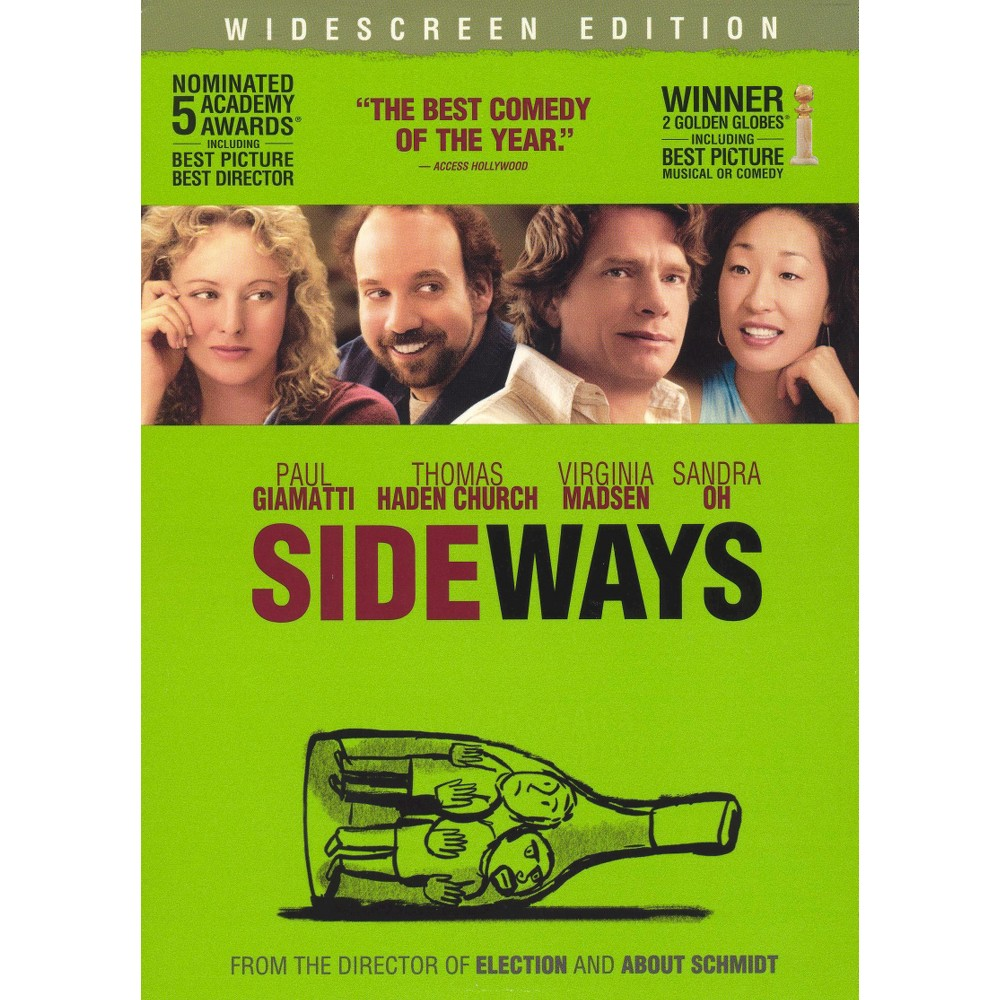 Sideways (WS) (dvd_video)