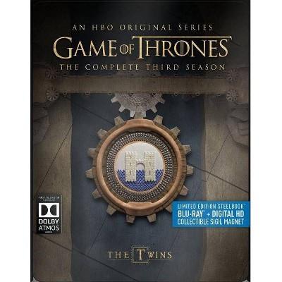 Game of Thrones Season 3 (Steelbook) (Blu-ray)