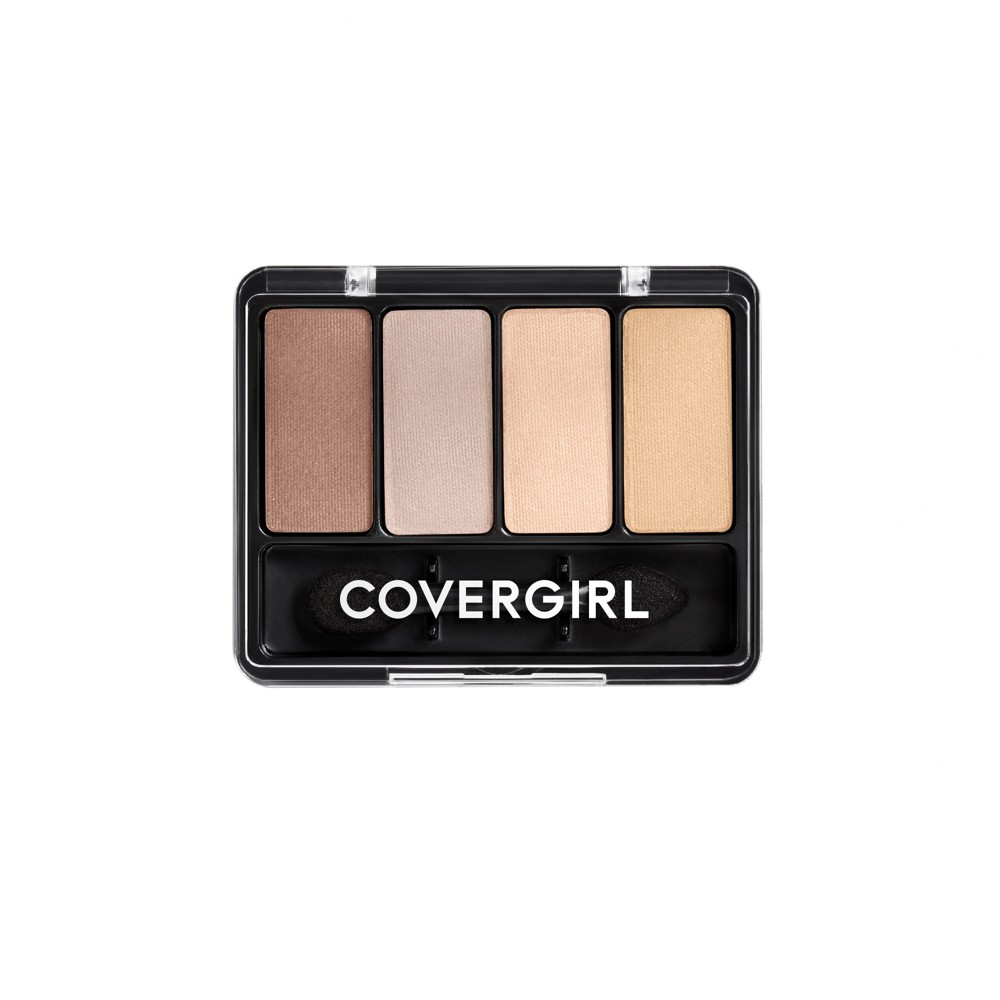 Covergirl Eye Enhancers Eye Shadow 265 Sheerly Nudes .19oz, Sheerly Nudes 265