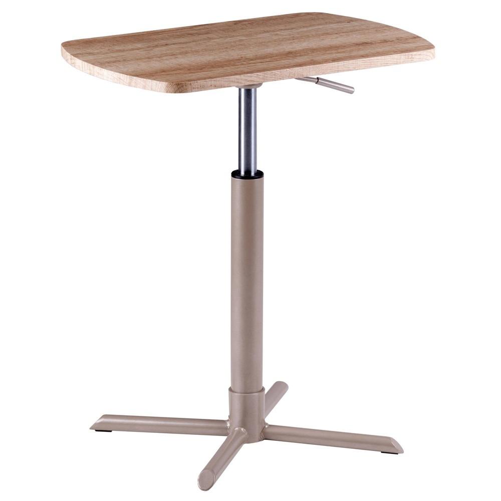 Image of Malyn Sofa Table Ash Gray - Winsome, Grey Gray
