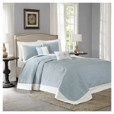 Clark Bedspread Set 5pc