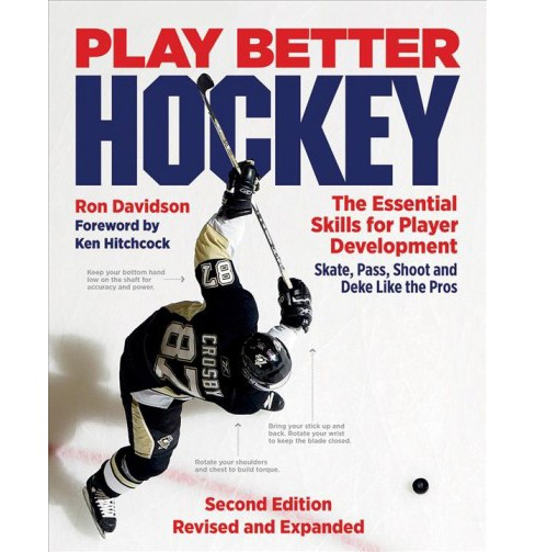 Play Better Hockey : The Essential Skills for Player Development (Paperback) (Ron Davidson) - image 1 of 1