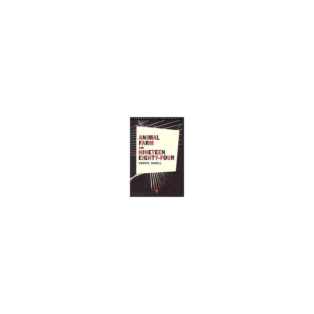 Animal Farm / Nineteen Eighty-Four (Paperback) (George Orwell)