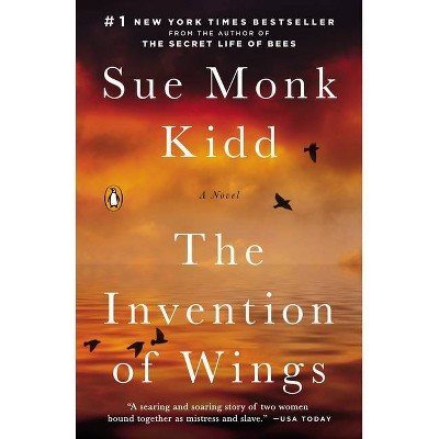 The Invention of Wings (Reprint) (Paperback) by Sue Monk Kidd
