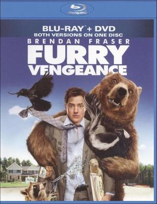 Furry Vengeance (Blu-ray/DVD)
