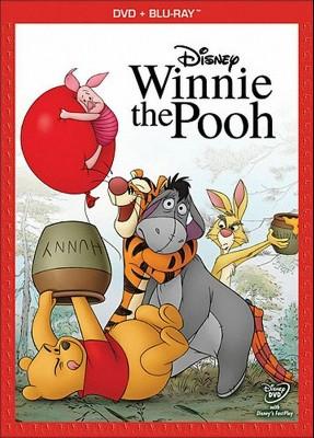 Winnie the Pooh [2 Discs] [Blu-ray/DVD]