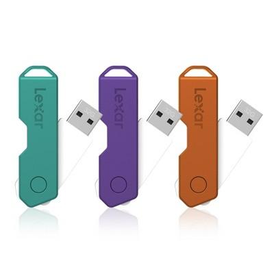 Lexar JumpDrive TwistTurn2 32GB USB Flash Drive LJDTT2-32GABNA3