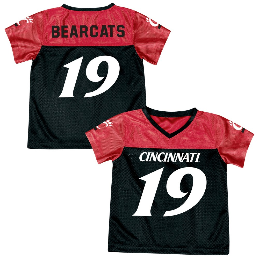 Athletic Jerseys Cincinnati Bearcats 3T, Multicolored