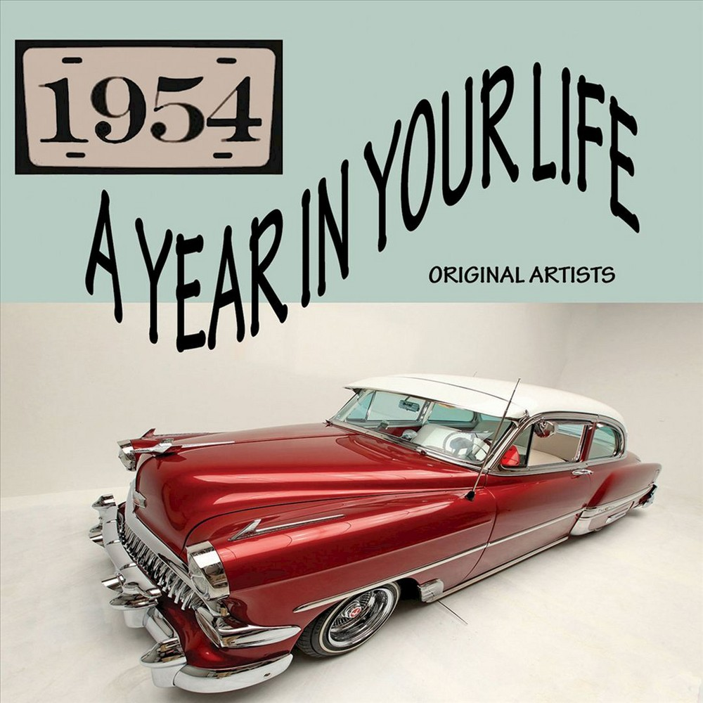 Various - Year In Your Life 1954 (CD)