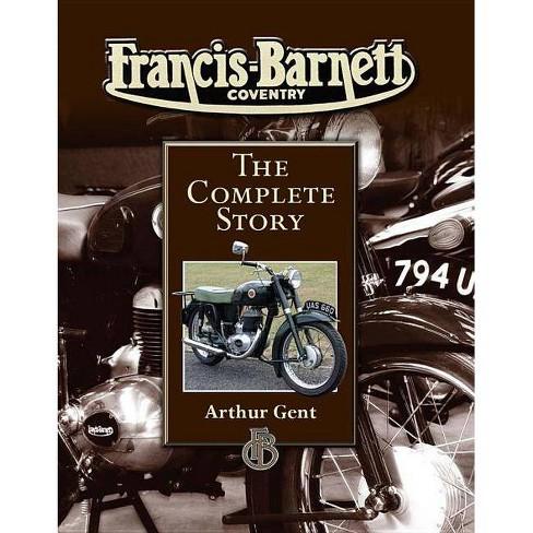 Francis-Barnett Coventry - by  Arthur Gent (Hardcover) - image 1 of 1