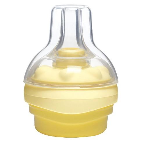 Medela 5 oz 2 Bottles Lids Nipples Caps Lot Baby Feeding Storage 8oz 17 Total